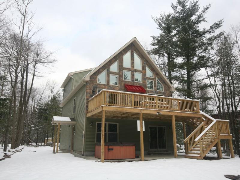 Glacier Lodge - Glacier Lodge - Lake Harmony - rentals