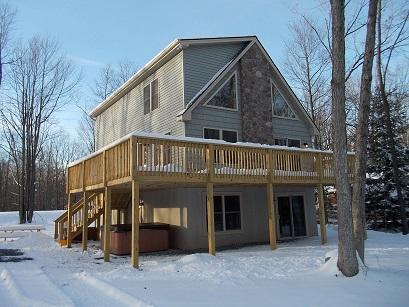 Hickory Lodge - Hickory Lodge - Albrightsville - rentals