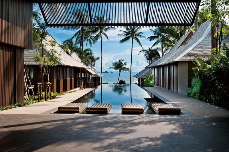 Lipa Noi Villa 4338 - 5 Beds - Koh Samui - Image 1 - Chaweng Noi Beach - rentals