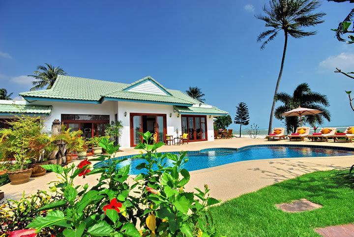 Lamai Villa 4134 - 4 Beds - Koh Samui - Image 1 - Lamai Beach - rentals