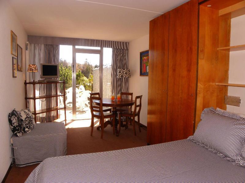 Studio with terrace - Image 1 - Crans-Montana - rentals