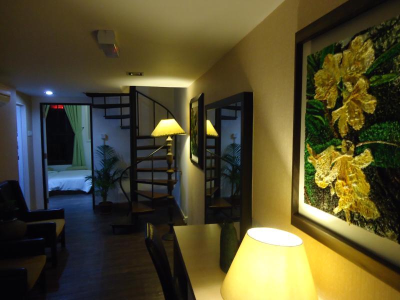 Living Area - River View Home - Melaka - rentals