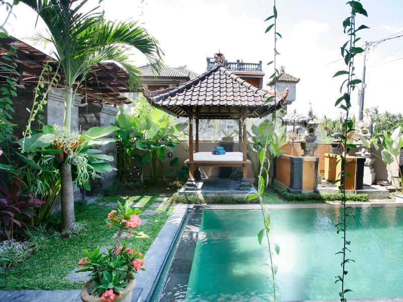 Exterior - Garden with Pool - Ubud Villas - Sayan - rentals