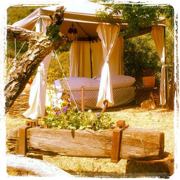 CHILL-OUT IN THE GARDEN - Beautiful Little House For Romantics - Sant Miquel De Balansat - rentals
