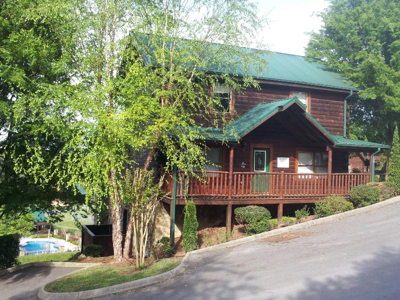 7th Heaven  -  Cabins at the Crossing - Image 1 - Sevierville - rentals