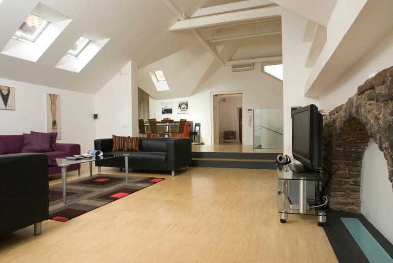 Karlova 3bedroom loft with terrace, Old Town - Image 1 - Prague - rentals