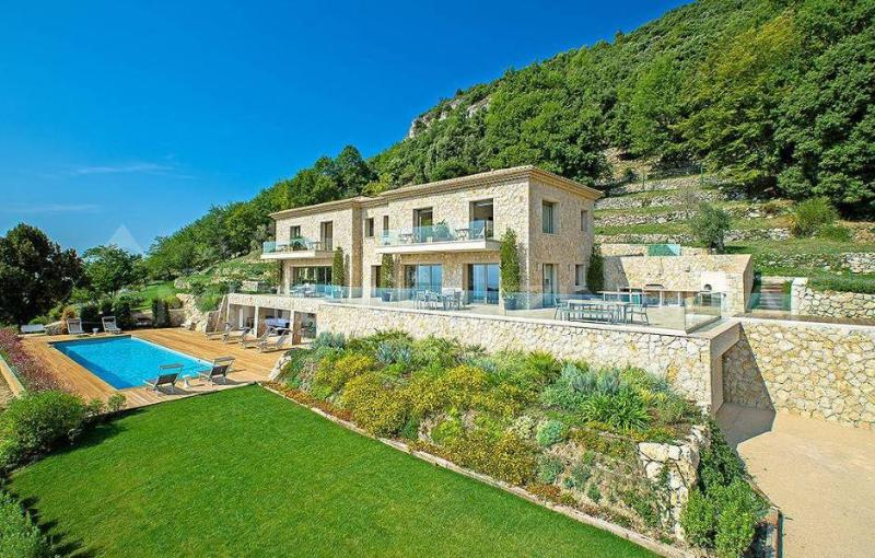 Terrace de Provence, 5 Bedroom House with a Pool, in Vence - Image 1 - Vence - rentals