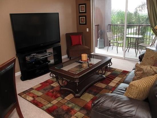 2 Bedroom Vista Cay Condo. 4024BD-307 - Image 1 - Orlando - rentals