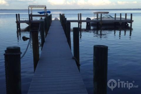 dock for home on island - Captiva Island Beauty - Captiva Island - rentals