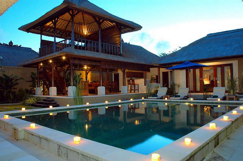 3 Bedroom Deluxe Pool Villa - THE HALCYON VILLAS - Jimbaran - rentals