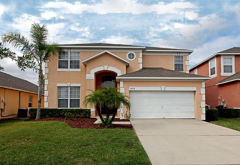 Luxury 7 Bedroom Forest View with a Private Pool a - Image 1 - Kissimmee - rentals