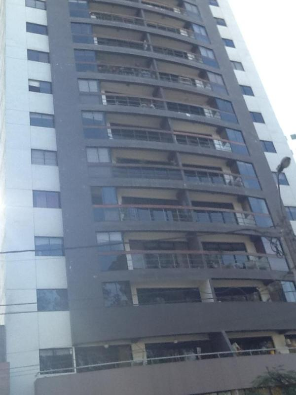 exterior of building - Peru condo best location in Lima minutes from Pacific Ocean - Lima - rentals