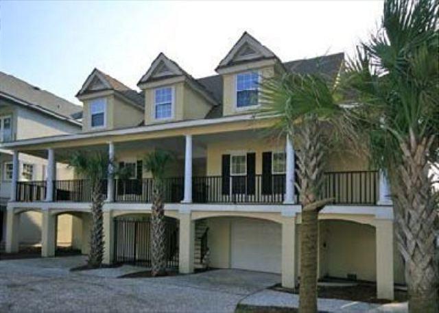 Sandy Beach Trail 4 - Third Row 6BR/6.5BA Pet Friendly Home with Heated Pool & Hot Tub - Hilton Head - rentals