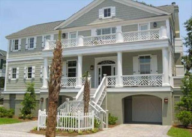 Roadrunner 2 - A Wonderful and Recently Built 6BR/4.5BA Home 3rd Row in North Forest Beach - Hilton Head - rentals