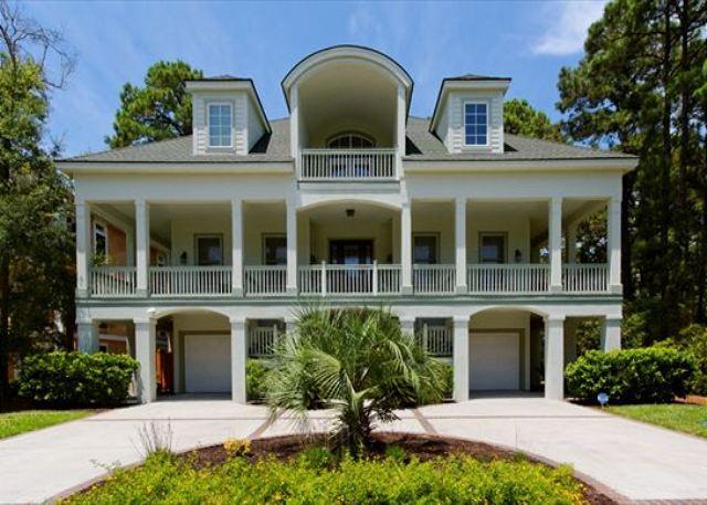 Sandy Beach Trail 5 - Unforgettable and Sophisticated 6BR/6.5BA Home that Conveys Subtle Elegance - Palmetto Dunes - rentals
