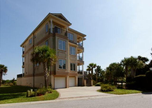 Singleton Shores 10 - 7BR/7.5BA with Sweeping Views of the Lowcountry's Salt Marsh and The Ocean - Palmetto Dunes - rentals