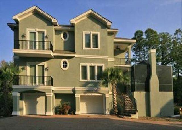 Swingle Manor 7 - Grand Fourth Row 5BR/5BA 2 Half Bath Home provides Peaceful Serene Setting - Hilton Head - rentals