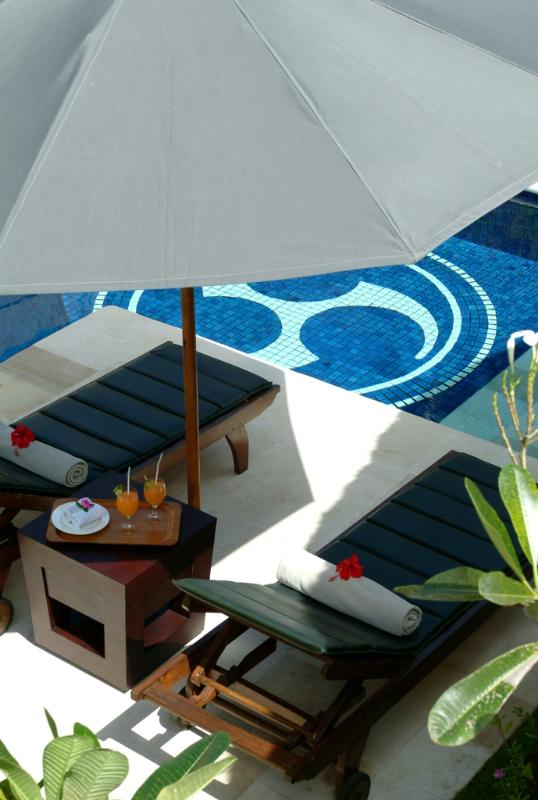 Private Pool and Sunbeds - B07 Staffed 1BDR Walk to Beach! - Seminyak - rentals
