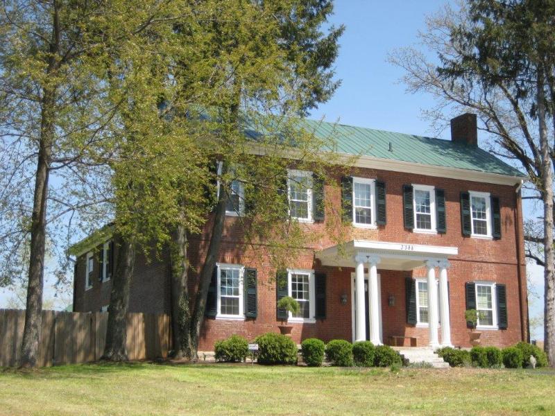 Hart-Featherston House - Historic Lexington Home - Lexington - rentals