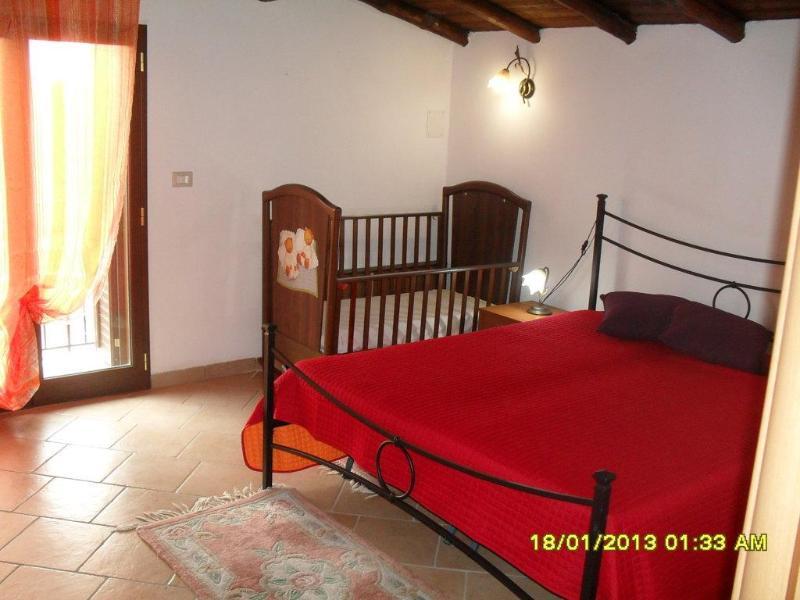 camera da letto 1 - casavacanzeinsicilia  (zona etna taormina) - Linguaglossa - rentals