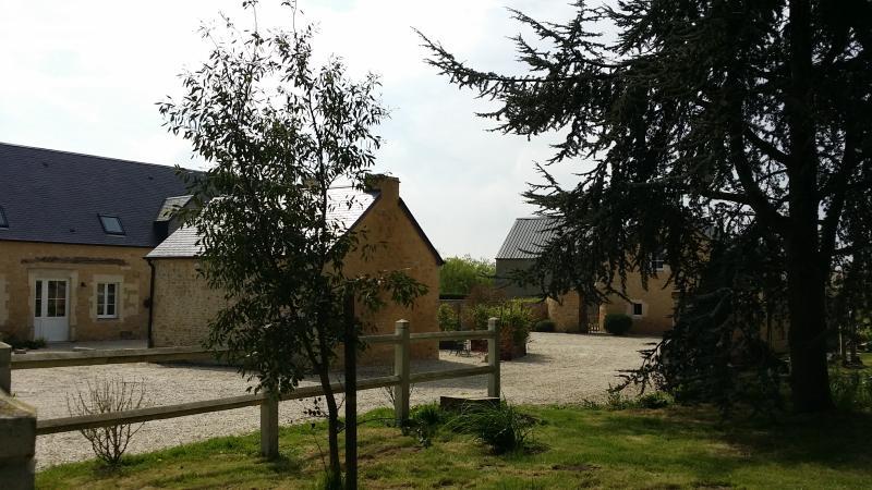 Gite fleur des pommiers - Bayeux ,maison de vacances  4 pers - Juaye-Mondaye - rentals