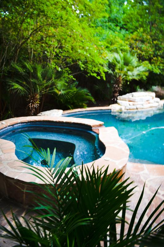 Your own, private tropical oasis - Tropical Oasis w/ Resort-Style Pool & Hot Tub - Schertz - rentals