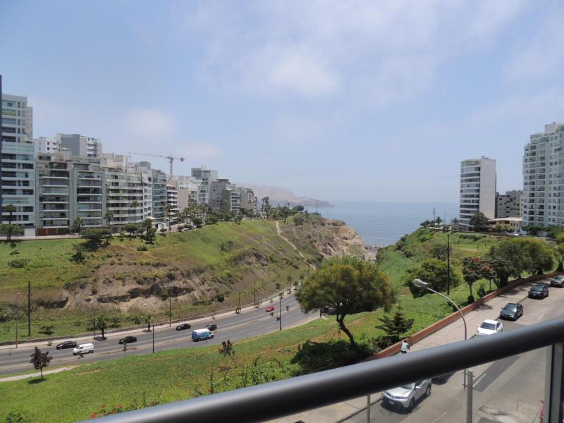 Nice Oceanwiew - Ocean View,TV,Wi-Fi, Balcony, Larcomar Mall - Lima - rentals