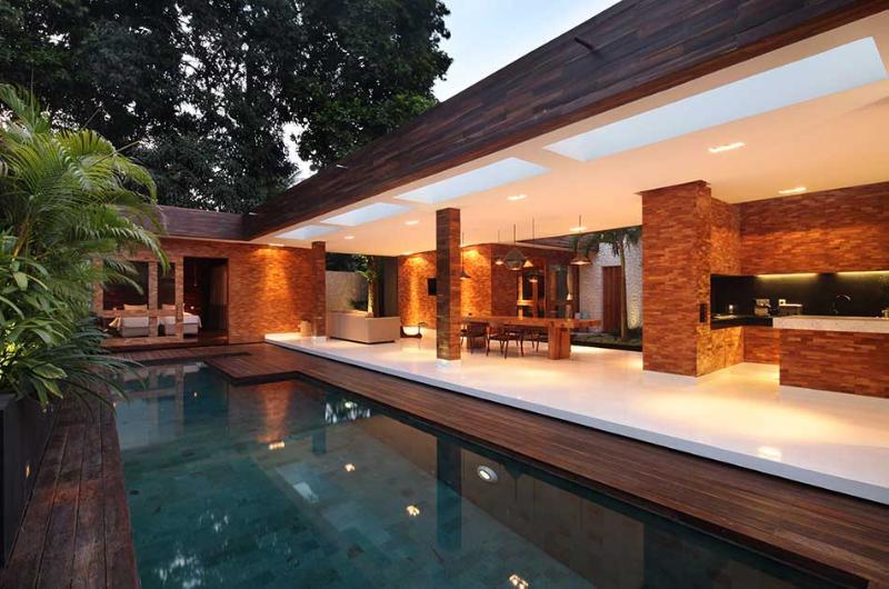 Villa Tiga - in Nest Villas, in Seminyak Bali - Image 1 - Seminyak - rentals