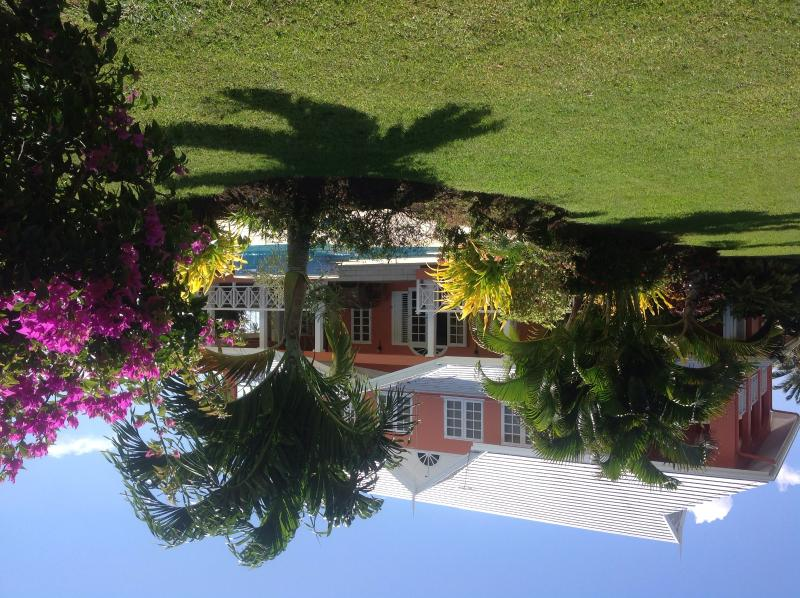 Calabash House - Large  luxurious Plantation home, set in private mature tropical gardens. - Matura - rentals