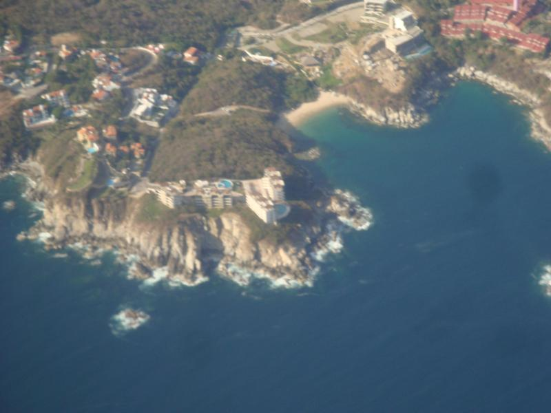 Punta Arrocito (with Playa Arrocito shown) - Punta Arrocito:  Luxury Ocean Front Condos - Huatulco - rentals