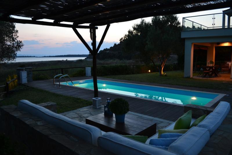 Azapiko Villa - AZAPIKO VILLA BEACHFRONT LUXURY HOUSE - Neos Marmaras - rentals