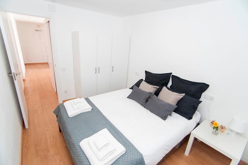 Bedroom 1 - Penthouse resort near Salou Beach and PortAventura - Salou - rentals