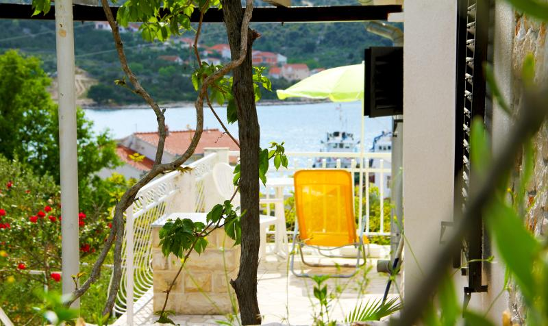 Frontal sea view - Vacation House Mico - Vinisce - rentals