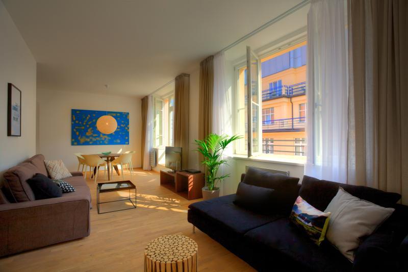 One-Bedroom Balcony Apartment - One-Bedroom Balcony Apartment - Prague - rentals