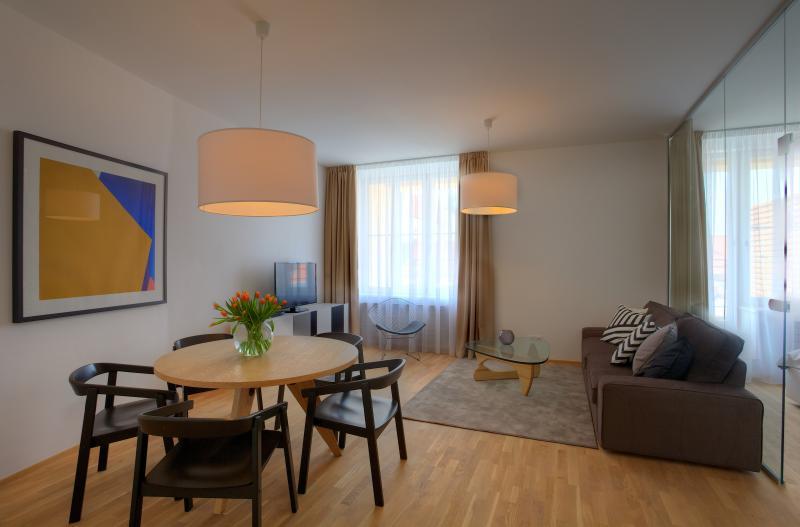 Two-Bedroom Terrace Apartment - Two-Bedroom Terrace Apartment - Prague - rentals
