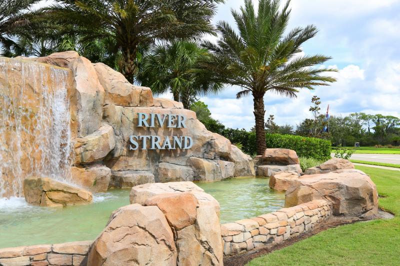 River Strand.  Gated, safe & secure - Furnished 2 Bed 2 Bath in River Strand Golf Club - Bradenton - rentals