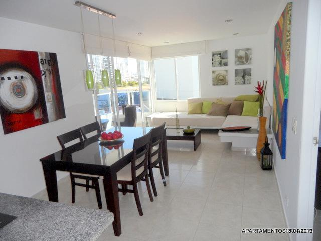 FANTASTIC CONTEMPORARY APARTMENT IN PRIME LOCATION - Image 1 - Cartagena - rentals