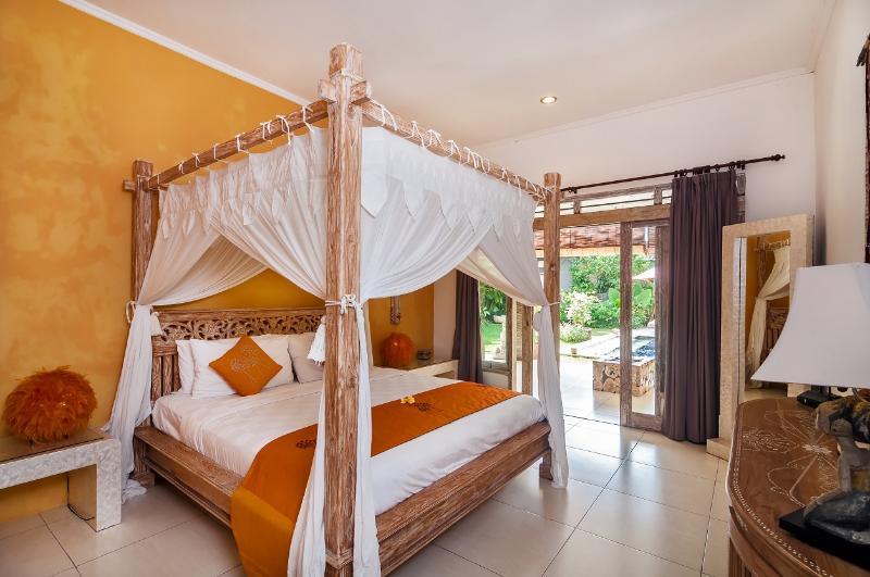 Villa Balissima bedroom 2 - Cozy 3 Bedroom Villa in Seminyak, Great Location - Seminyak - rentals