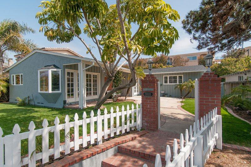 Sea Star Beach Cottage 5535 Chelsea Avenue  San Diego - Image 1 - Pacific Beach - rentals