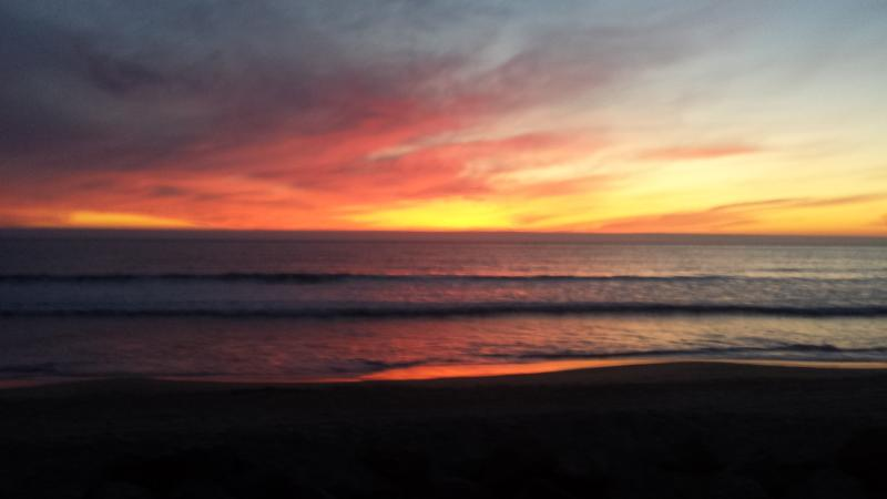 You'll capture your own beautiful sunset photos off the decks - Beachfront living at its best! - Imperial Beach - rentals