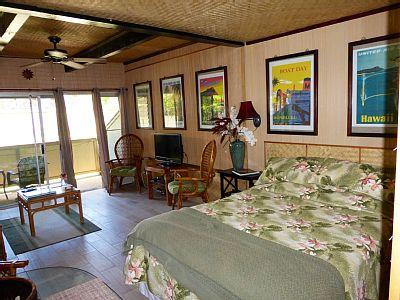 Spacious Studio - Peaceful Island Bliss In Our Upgraded Maui Studio - Kihei - rentals