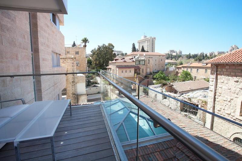 King David residence - 704 - Image 1 - Jerusalem - rentals