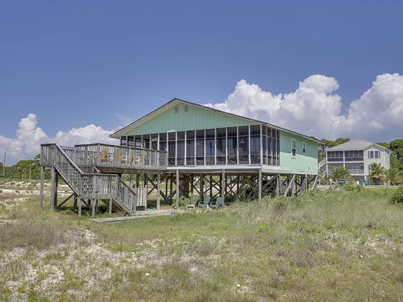 Coastal Cottage - Image 1 - Saint George Island - rentals