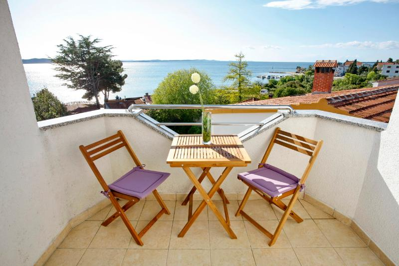Magical Sea View Apt. in Zadar - Image 1 - Zadar - rentals