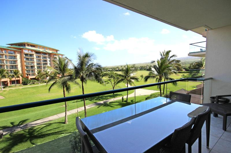 Beautiful vista views from your lanai - Honua Kai #HKH-340 Kaanapali, Maui, Hawaii - Ka'anapali - rentals