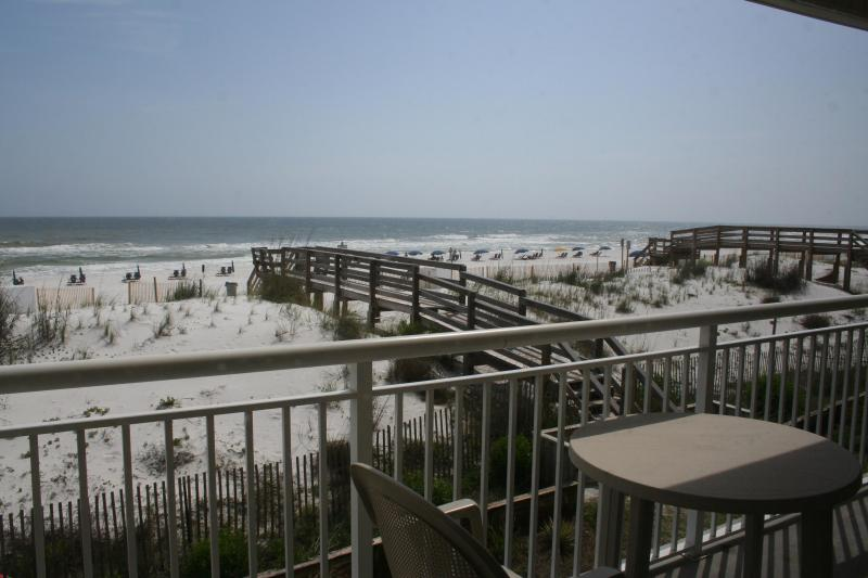 Think of waking up to this view every morning! - Beautiful Gulf Front Condo! Beach Service Included - Fort Walton Beach - rentals