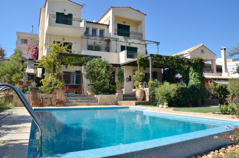 Elegant villa near Sounion - Athens - Image 1 - Lavrion - rentals