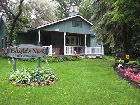 Eagle's Nest Bed and Breakfast - Bed and Breakfast on beautiful Kelleys Island - Kelleys Island - rentals