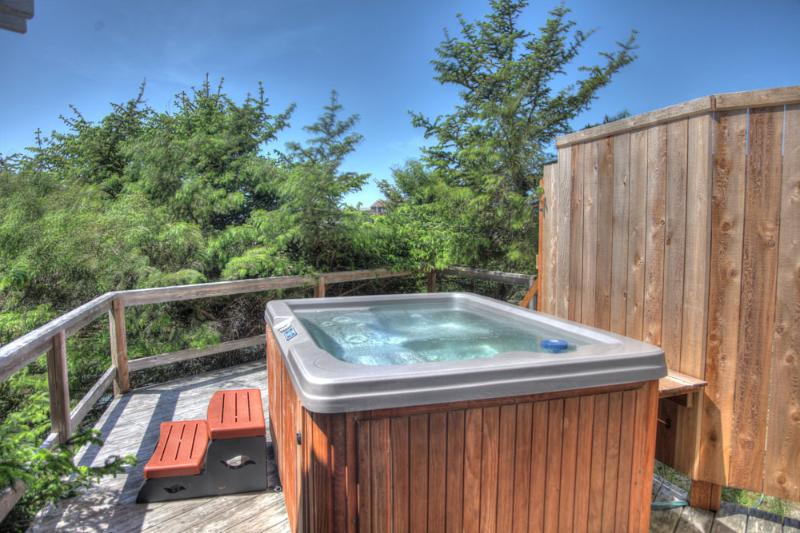 Private & New Hot Tub! - Quiet, Private, Beach House with New Hot Tub! - Yachats - rentals