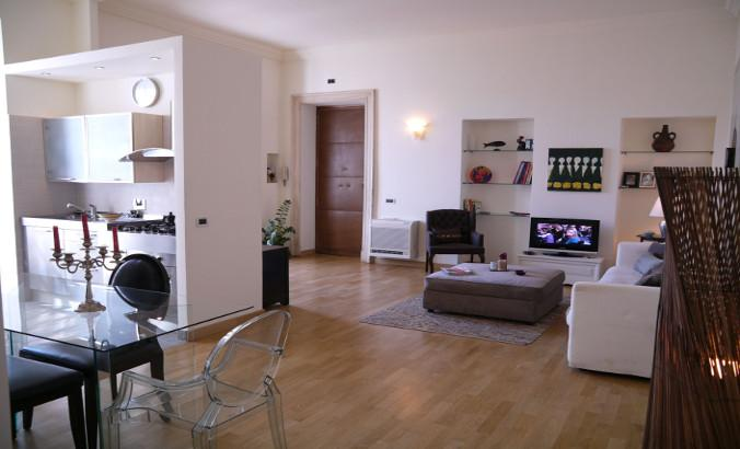 TEATRO DELL OPERA 06: 2BR 3BA in the heart of Rome - Image 1 - Rome - rentals